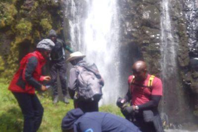 Mt Kenya adventure
