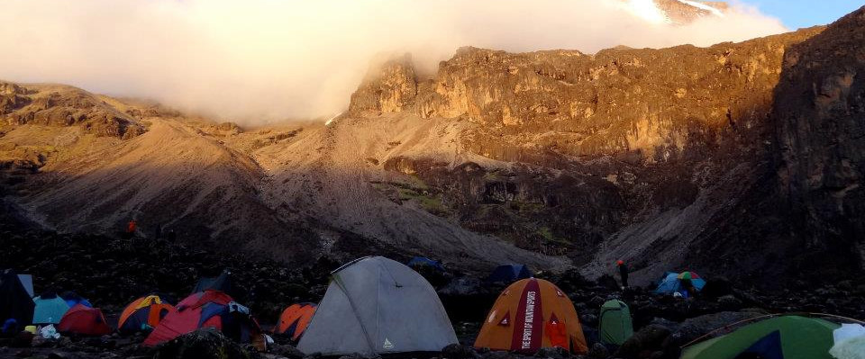 Mt Kenya, Rock climbing