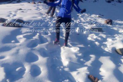 Climbing and Hiking Trips to Mount Kenya
